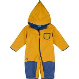 Finkid Pikku Winter Overall Barn harvest gold/denim